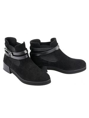 Ботинки черные | 4695678