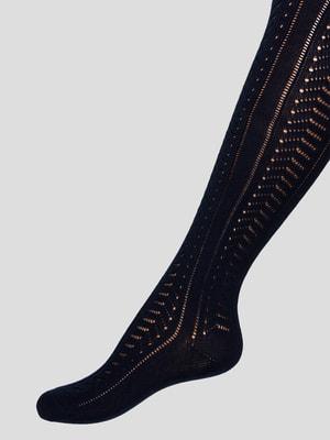 Колготки темно-синие   4663582