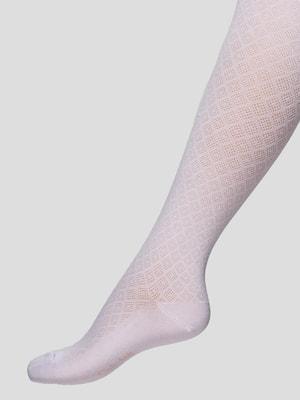 Колготки білі | 4451164
