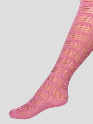 Колготки рожеві | 4663595