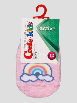 Шкарпетки рожеві   4663639
