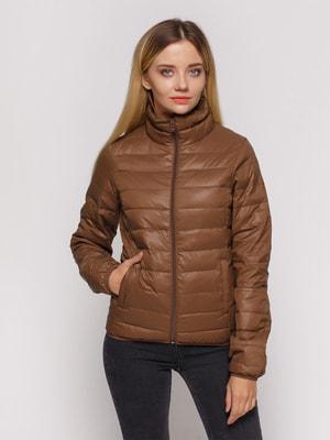 Куртка коричневая | 4647396