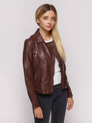 Куртка коричневая | 4647381