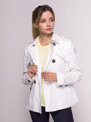 Куртка белая | 4641311