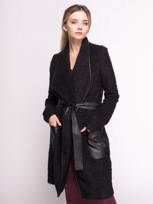 Пальто черное | 4646651