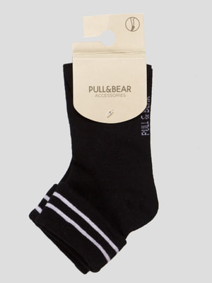 Носки черные | 4647322