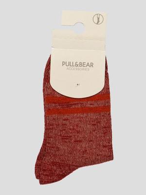 Носки бордовые | 4647047