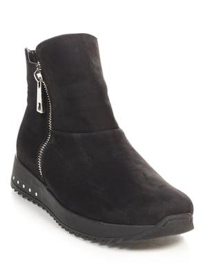 Ботинки черные | 4691084