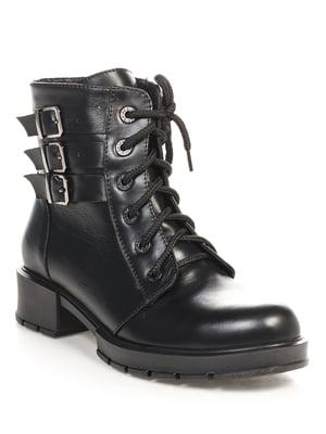 Ботинки черные   4691082