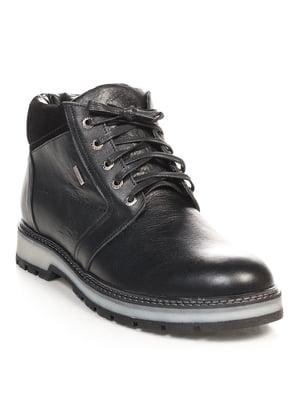 Ботинки черные | 4691089