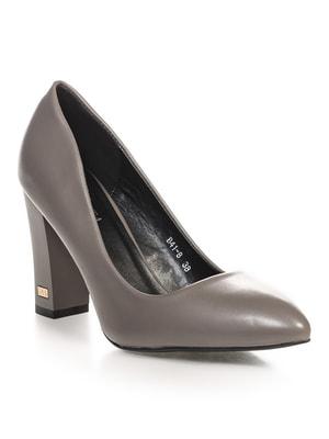 Туфли серые | 4692879