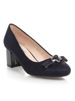 Туфли темно-синие | 4692871
