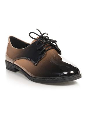 Туфли коричневые | 4692846