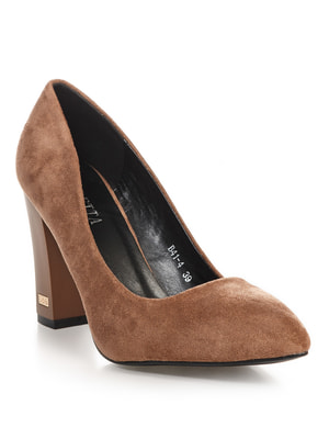 Туфли цвета хаки   4692877