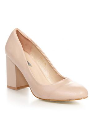 Туфли бежевые   4692907
