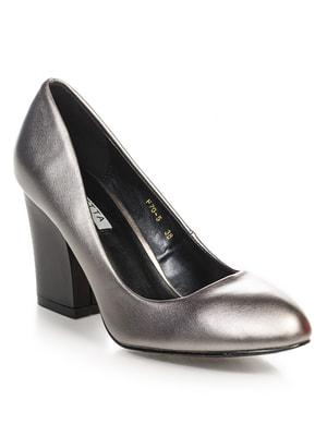 Туфли серебристые | 4692908