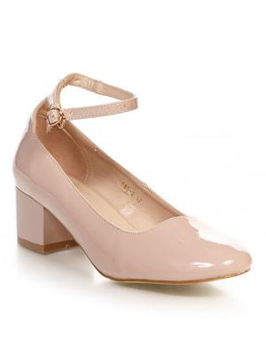 Туфли бежевые | 4692887