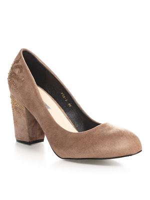 Туфлі кольору хакі | 4692894