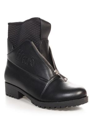 Ботинки черные | 4688326