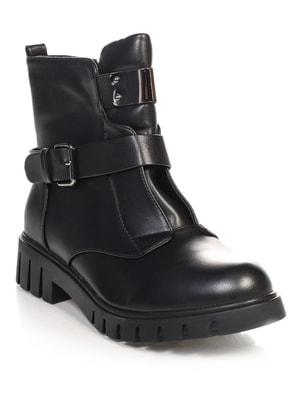 Ботинки черные   4688275