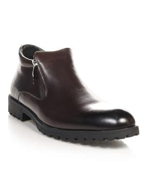 Ботинки темно-коричневые | 4688370