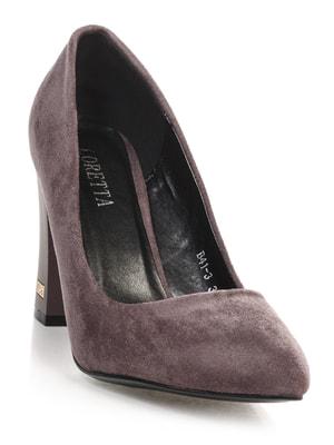 Туфли серые | 4692876