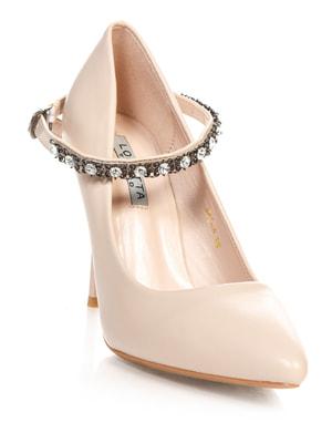 Туфли бежевые | 4692842