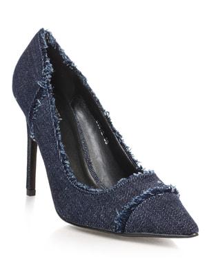 Туфли синие   4692865