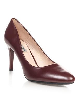 Туфли бордовые | 4692882
