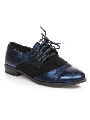 Туфли синие   4692830