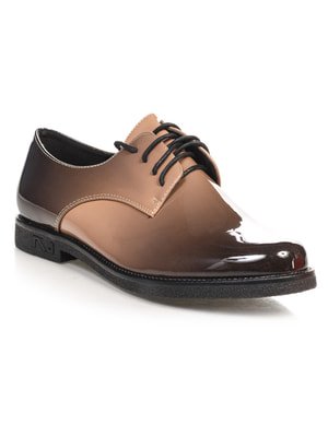 Туфли коричневые   4692810