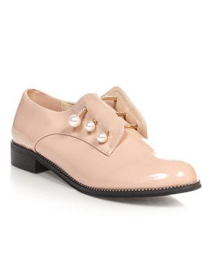 Туфли кофейного цвета | 4692816