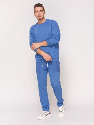 Штани світло-джинсового кольору | 4689250