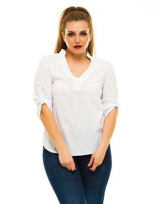 Блуза белая | 3315397