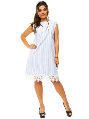 Платье в полоску | 3470131