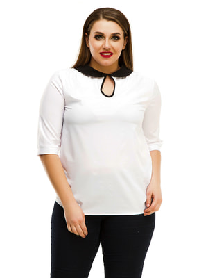 Блуза белая | 4613928