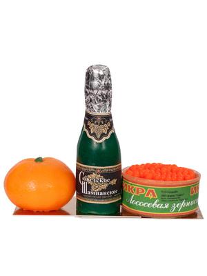 Набор мыла «Новогодний традиционный» (270 г)   3778093