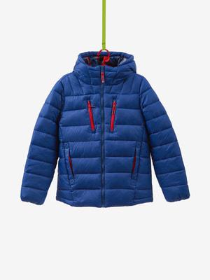 Куртка синя | 4696622