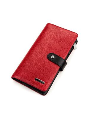 Гаманець червоно-чорний | 4696958