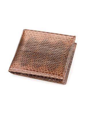 Бумажник коричневый   4697072