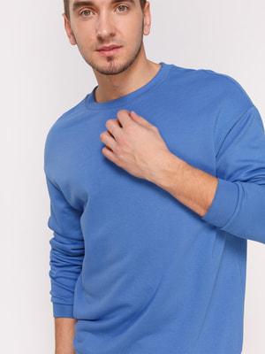 Джемпер светло-джинсового цвета | 4689242
