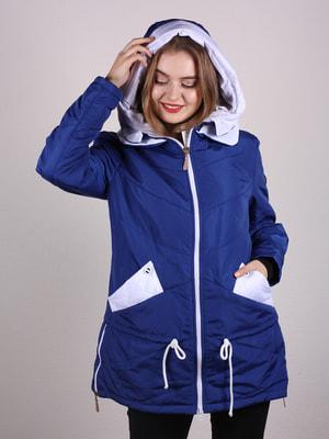 Куртка синяя   4697641