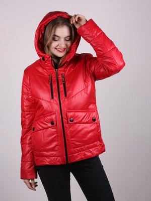 Куртка красная | 4697646