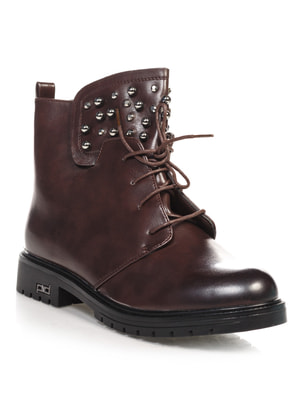 Ботинки коричневые   4688265