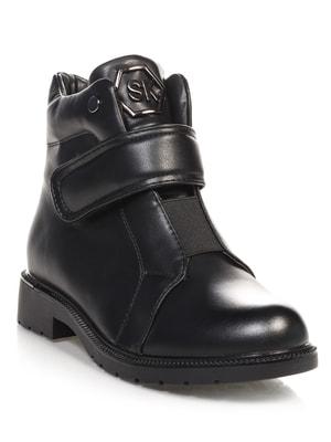 Ботинки черные   4688273