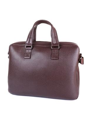 Портфель коричневий | 4697970