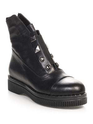 Ботинки черные   4688193
