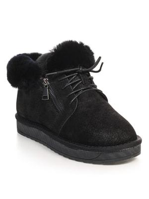Ботинки черные | 4695817
