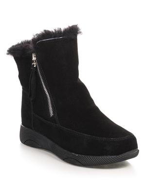 Ботинки черные | 4695818