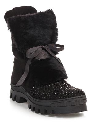 Ботинки черные | 4688186
